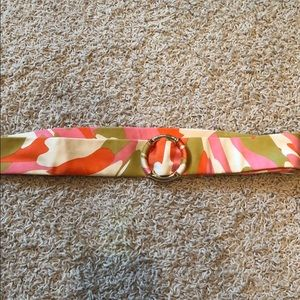 Jcrew belt - size S/M